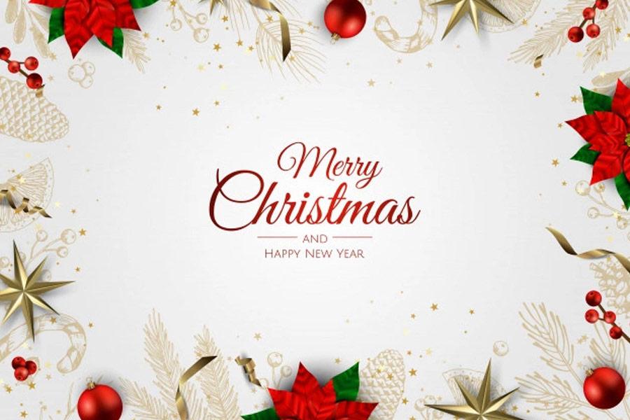 Perayaan Natal 2020 dan Tahun Baru 2021 SMA Santa Patricia